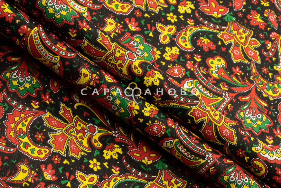 Купить Ткань Бязь 150 см Плательная Коллекция рис 10614 вид 6 от производителя в интернет-магазине Сарафаново с доставкой   Цена: 83 руб.